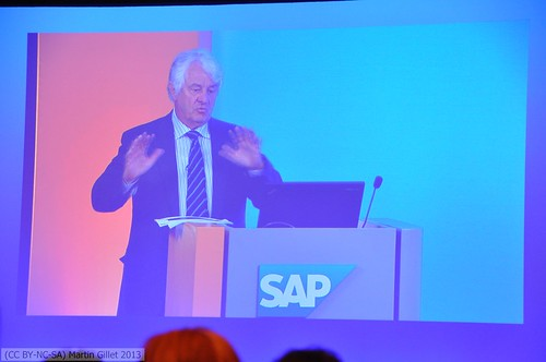 Live Feed with Hasso Plattner