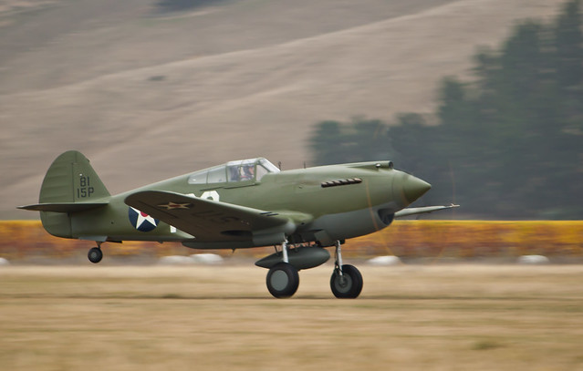 Curtis P40C Tomahawk