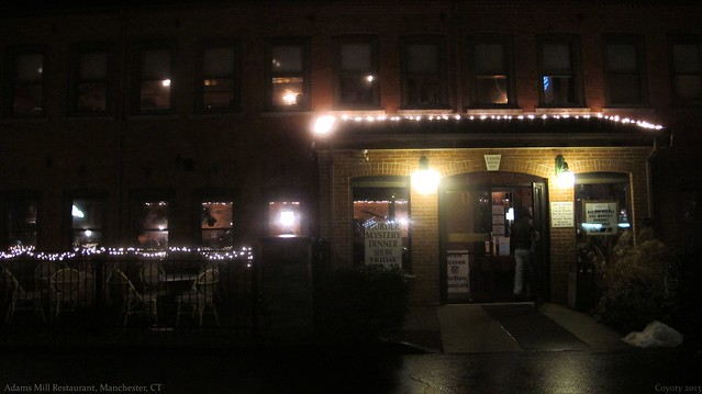Adams Mill Restaurant exterior