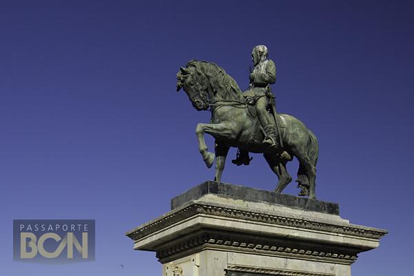 Monument al General Prim, Parc de la Ciutadella, Barcelona