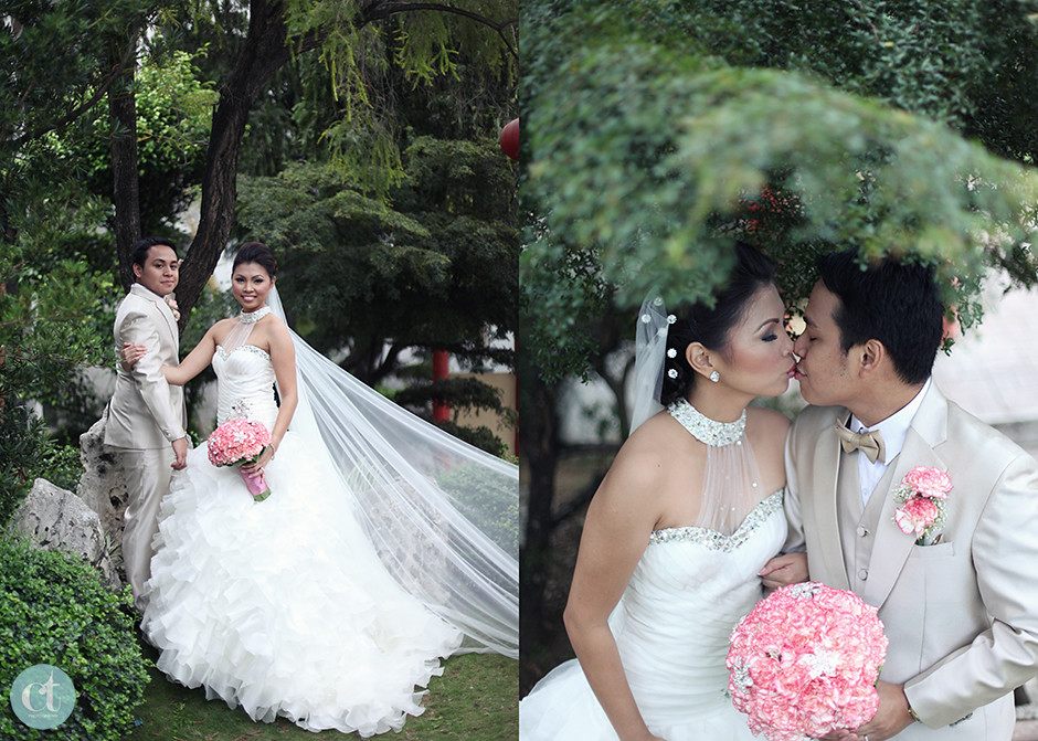 Cebu Sacred Heart Wedding, Destination Wedding Cebu