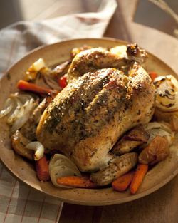 roasted chicken picture