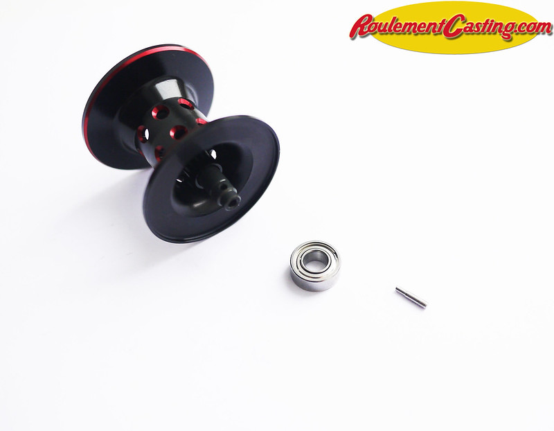 Abu Revo SX Generation 3 Boca Bearings #11