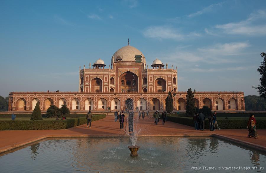 Humaun's Tomb, Delhi