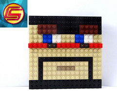 Lego CaptainSparklez