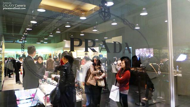 prada outlet hong kong store