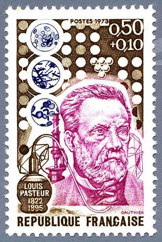 Louis Pasteur 1822- 1895