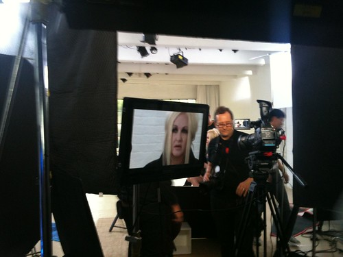 TV Shoots at Shop Studios