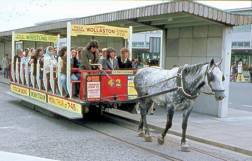 horse tram douglas isleofman iom horsetram
