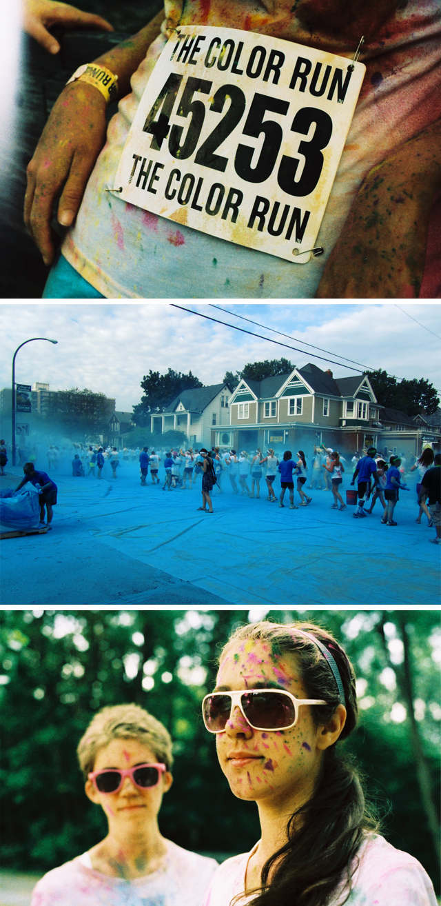 Color Run Ann Arbor