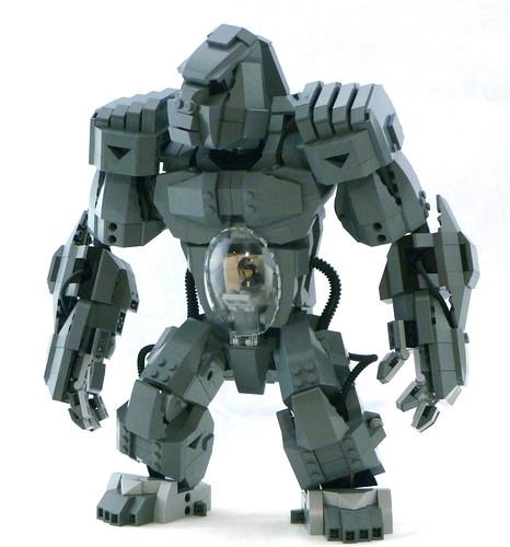 Ape Armor by zane_houston