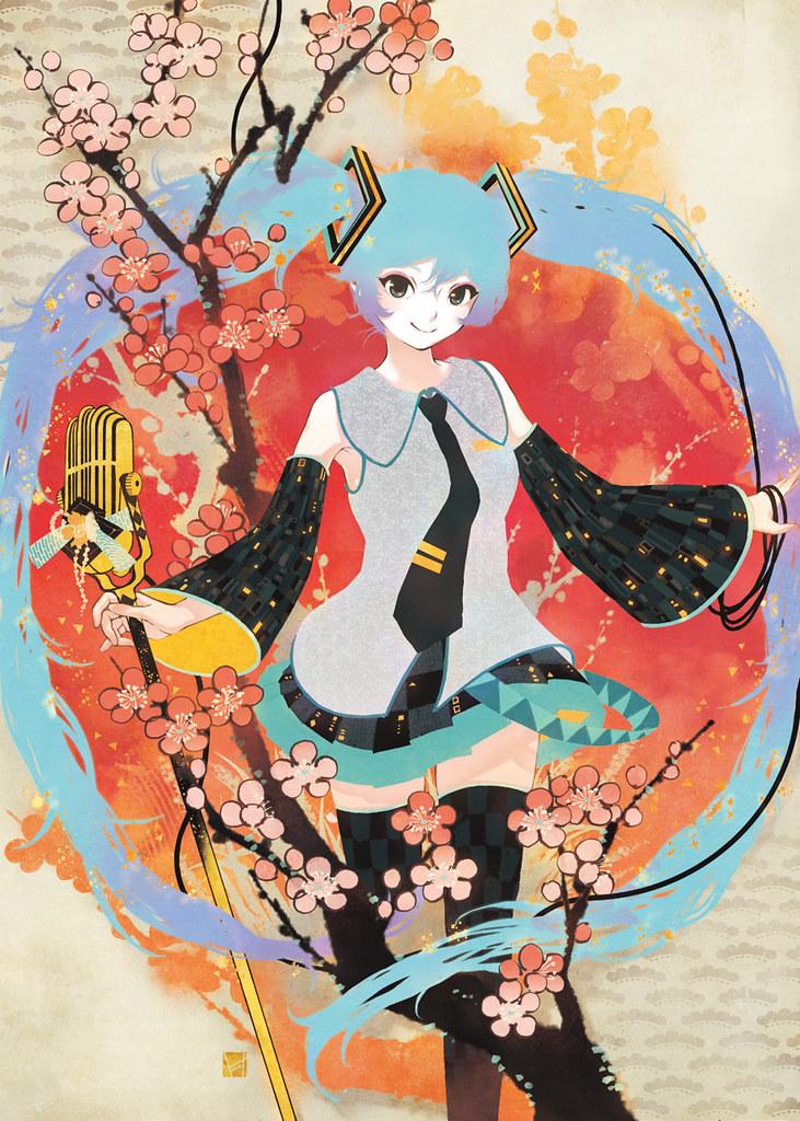 Miku Monday #155 (CLV)