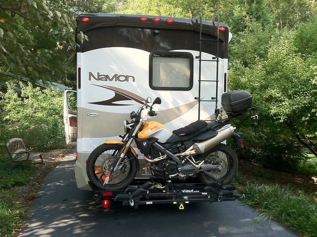 Need your opinions about small motorhomes | Adventure Rider