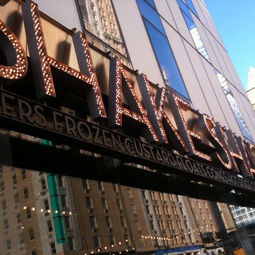 Shake Shack, NYC. Nueva York