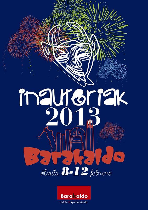 cartel carnavales 2013 barakaldo