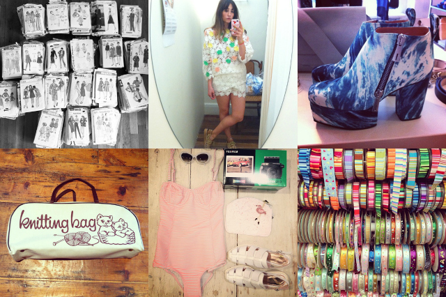 6 fashion instagrammers to follow