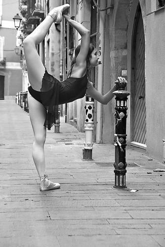 [ Street/Ballet fusion © JoanOtazu ] by JoanOtazu