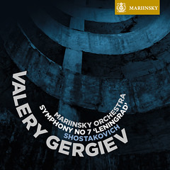Shostakovich's Symphony No. 7 on the Mariinsky Label (SACD)