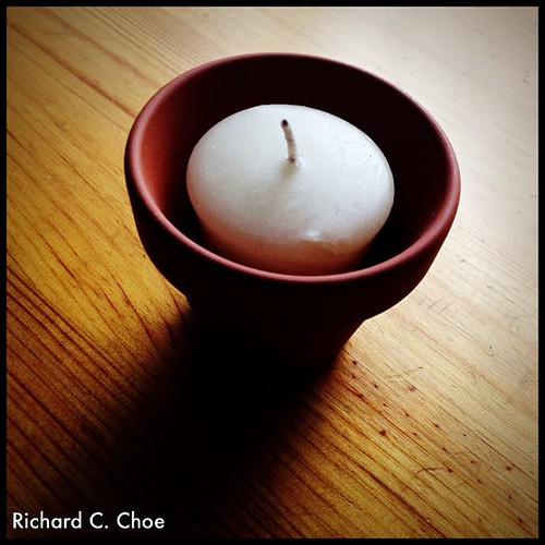 Candle 1 (2013,2.3) by rchoephoto