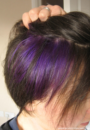 Crazy Colour+Hot Purple2