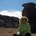 Каменные грибы в Джилы-су