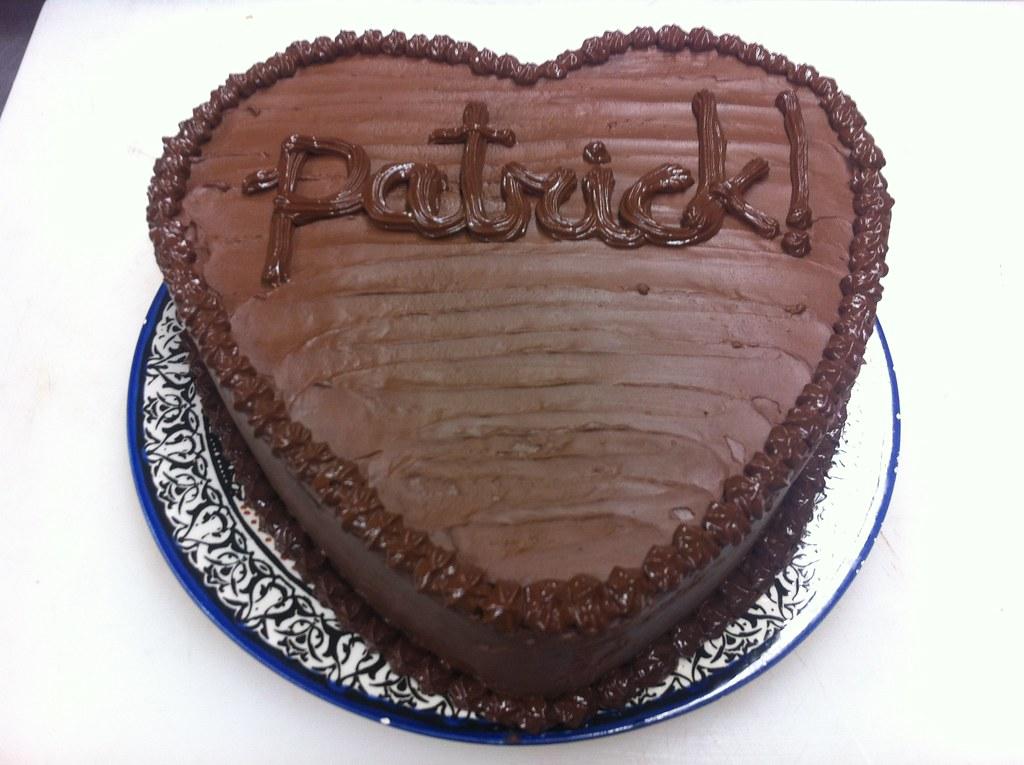 Pleasant Birthday Cake For Patrick St Anselm Brooklyn Ny 4 23 Flickr Funny Birthday Cards Online Bapapcheapnameinfo
