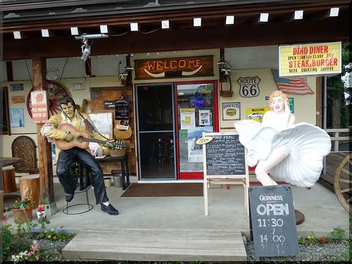 Photo:2016-07-16_ハンバーガーログブック_気持ち良いテラス席でのんびりと【河口湖】DINO DINER_06 By:logtaka