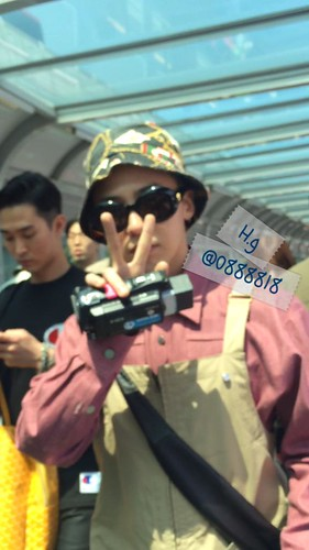 Big Bang - Jeju Airport - 19may2015 - G-Dragon - 0888818 - 02
