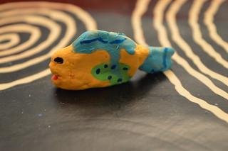 Clay - Fish