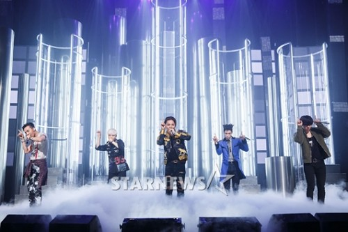 Big Bang - Mnet M!Countdown - 07may2015 - Starnews - 01