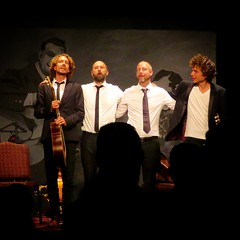 Gustav Lundgren Trio with  Antoine Boyer Django Fest NW