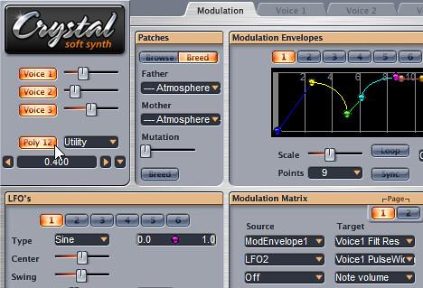 老舗フリーシンセ、Crystal Soft Synthがやっぱり超高性能だ