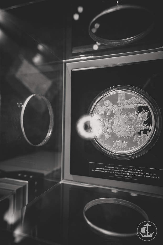 27 сентября 2016, Освящение медальерного класса Российской Академии Художеств / 27 September 2016, The Consecration of the Medal class of the Russian Academy of Arts
