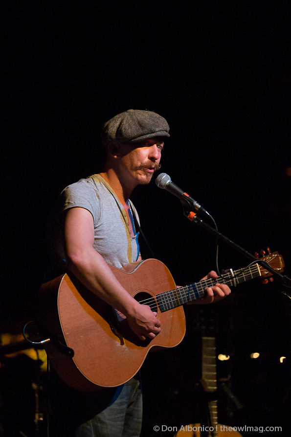 Foy Vance @ The Independent,  San Francisco 10/7/12