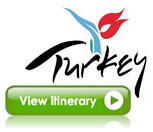 Itenary Umroh PlusTurki Travel fajar Berkah Ilahi