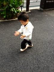 朝散歩 (2012/10/11)