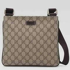 Gucci Small Messenger Bags 201538 - BeigeEbony