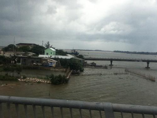 香河入海口