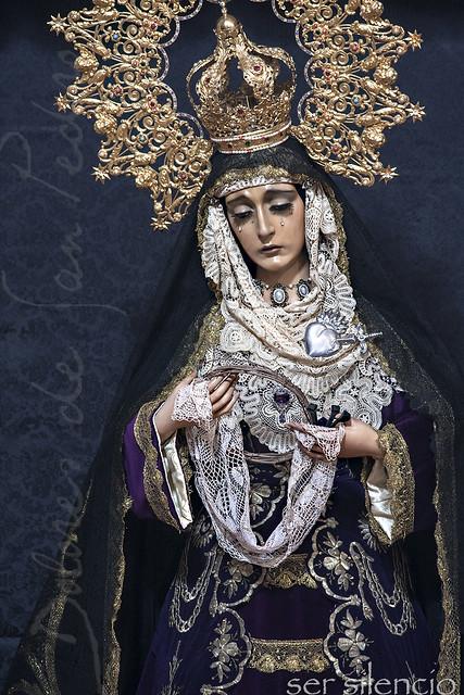 DOLORES DE SAN PEDRO - TRIDUO 2012