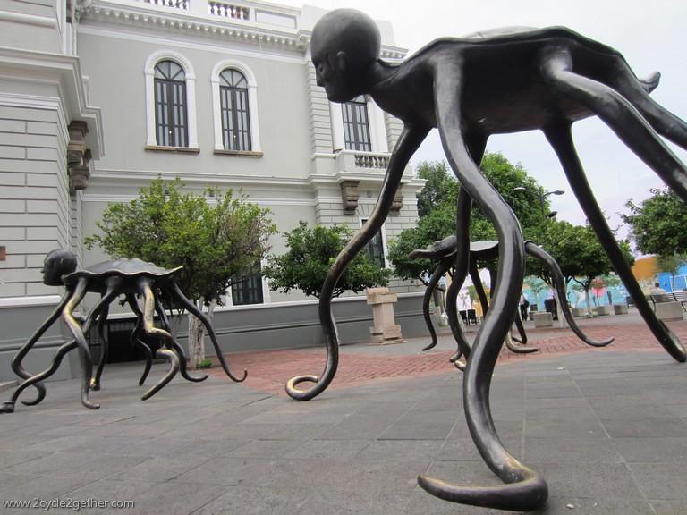 Public Sculpture, Guadalajara