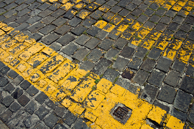 Zagrzeb Street / Zagreb - Croatia