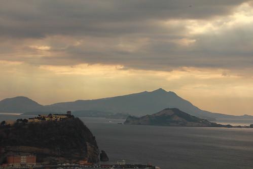 Golfo di Napoli: isole baciate dal sole