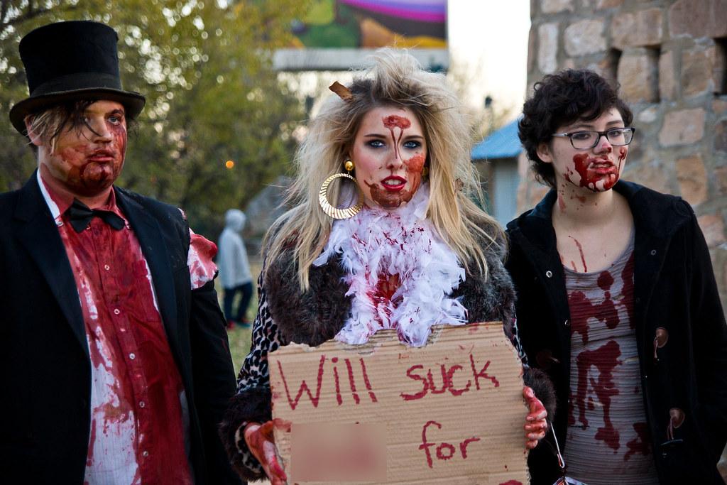 Winnipeg Zombie Walk 2012