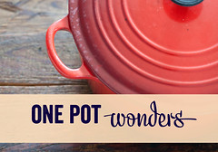 4. one pot wonders