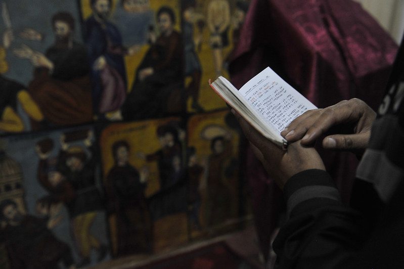 Coptic Christian Reading