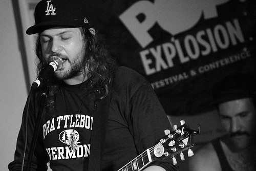 King Tuff - HPX2012 - Reflections - Oct 16th 2012 - 04