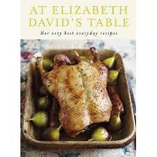 Elizabeth david book