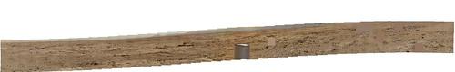 CURIOSITY sol 64 - 66 Mastcam R panorama