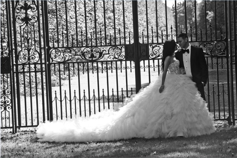 Bridal Styles Bride Monica , Photo - Grey Line Photo