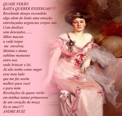 QUASE VERÃO BASTA QUERER ENXERGAR by amigos do poeta